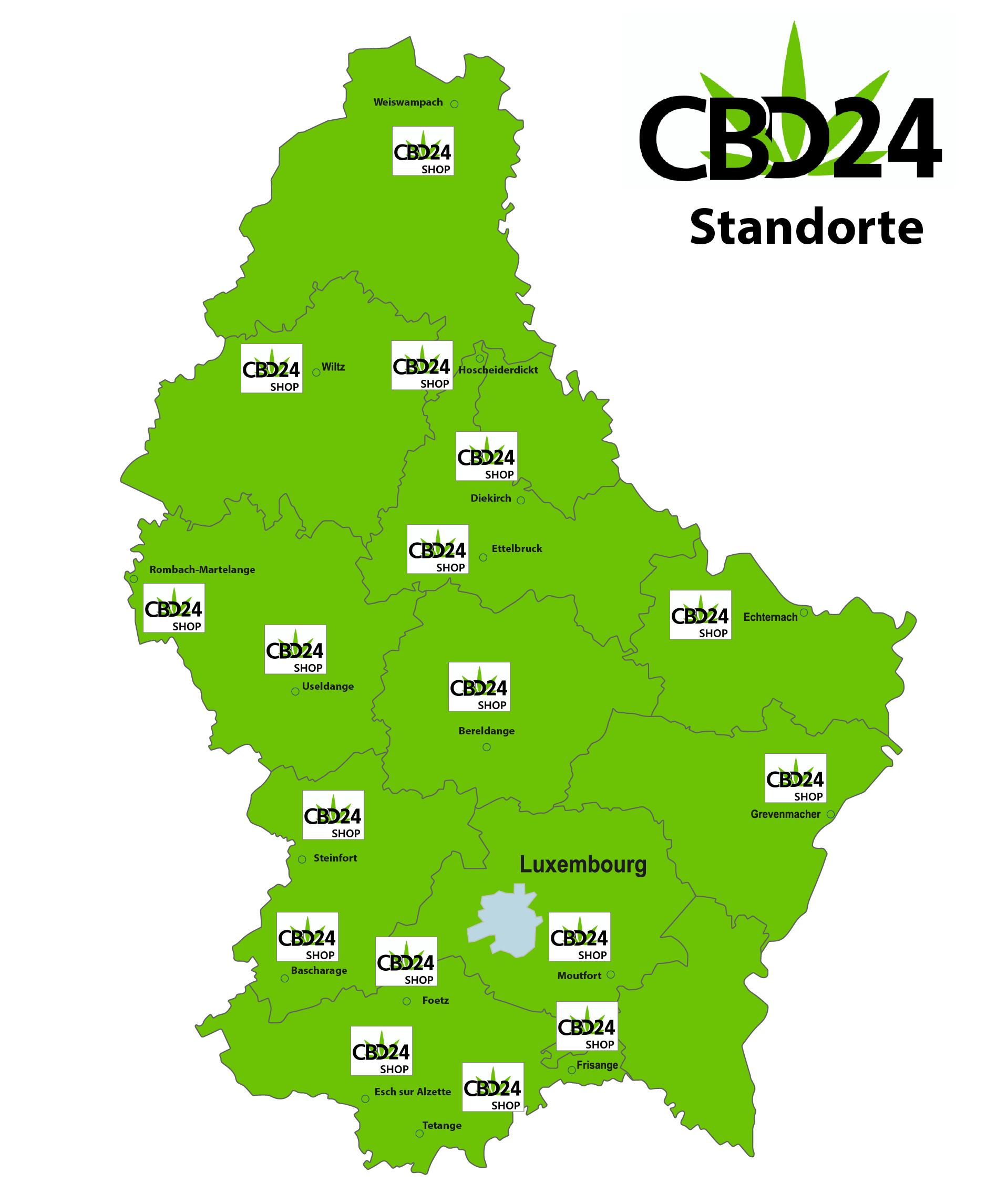 CBD24 Karte NEU